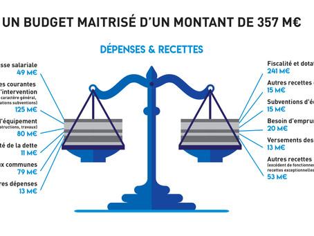 Budget : GPS&O se recentre sur ses priorités