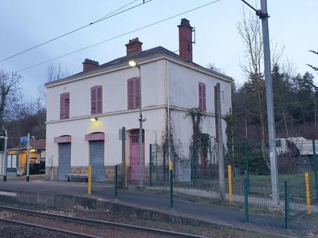 CONSULTATION CITOYENNE | Opportunité de réhabilitation de la gare de Nézel.