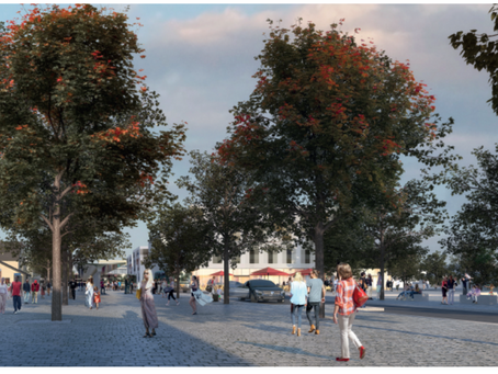 Quartier de gare d'Épône-Mézières | Lancement de la concertation