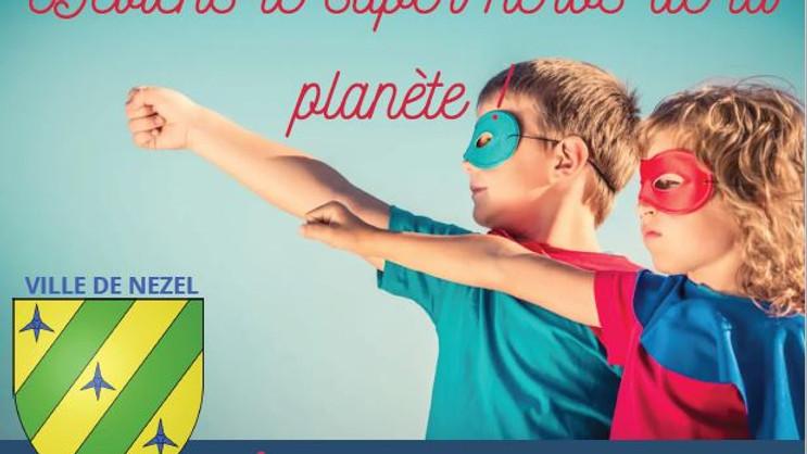 Journée mondiale du nettoyage de notre planète le 18 septembre 2021 à Nézel