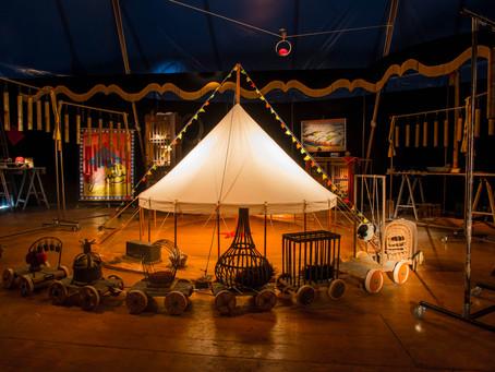 Communiqué du cirque dans les étoiles