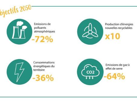 Projet Plan Climat Air Energie Territorial (PCAET). Consultation citoyenne du 19-10 au 19-11 2020