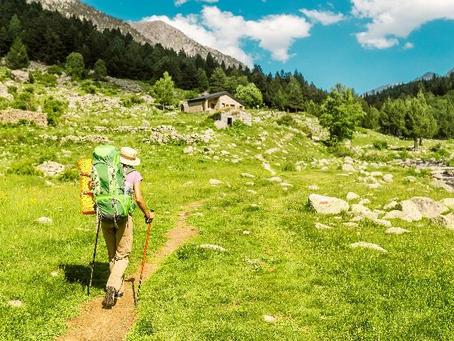 SCN section randonnée : Voyage en Andorre en Septembre 2021