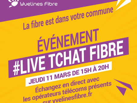 Live Chat fibre