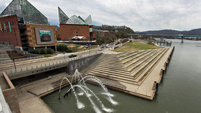 A model of partnership: Chattanooga's riverfront transformation
