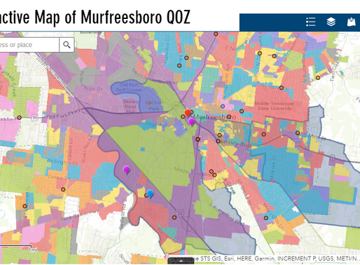 Let's Make the Most of Opportunity Zones