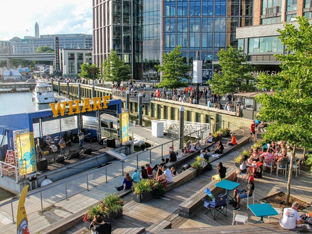 Creating a sense of place: Inspiration from DC's riverfronts