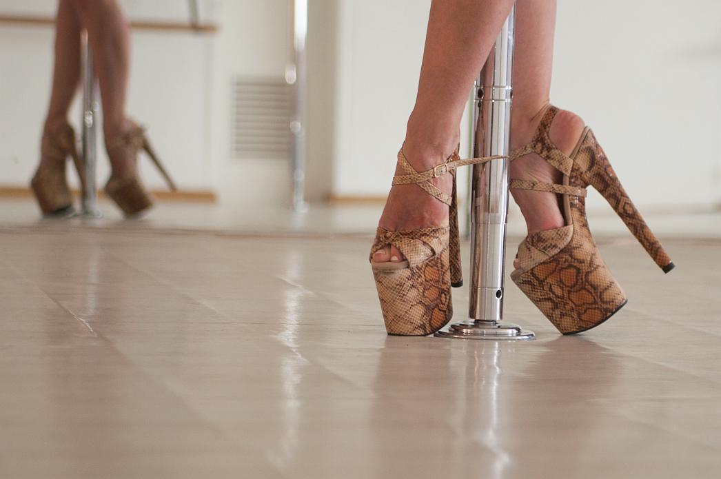 Exotic Pole /Strip Plastics/Chair Dance