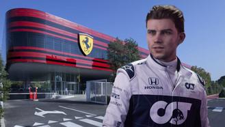 Le nouveau simulateur Ferrari aura sa propre version du mode Braking Point