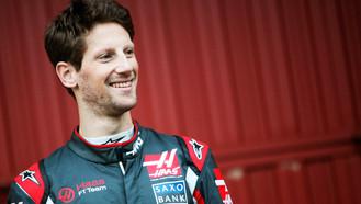 """Un internaute fait une blague sur le départ de Grosjean : """"y aura moin de crash lol"""""""