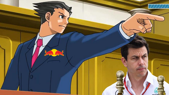 Red Bull engage Phoenix Wright pour protester Mercedes