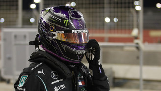 Hamilton gagne le GP de Sakhir devant Bottas et Verstappen [MODIFIÉ]