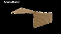 RAWHIDE WALLS