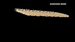 RAWHIDE ROOF