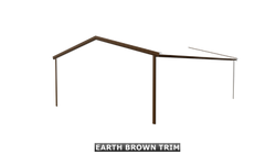EARTH BROWN TRIM