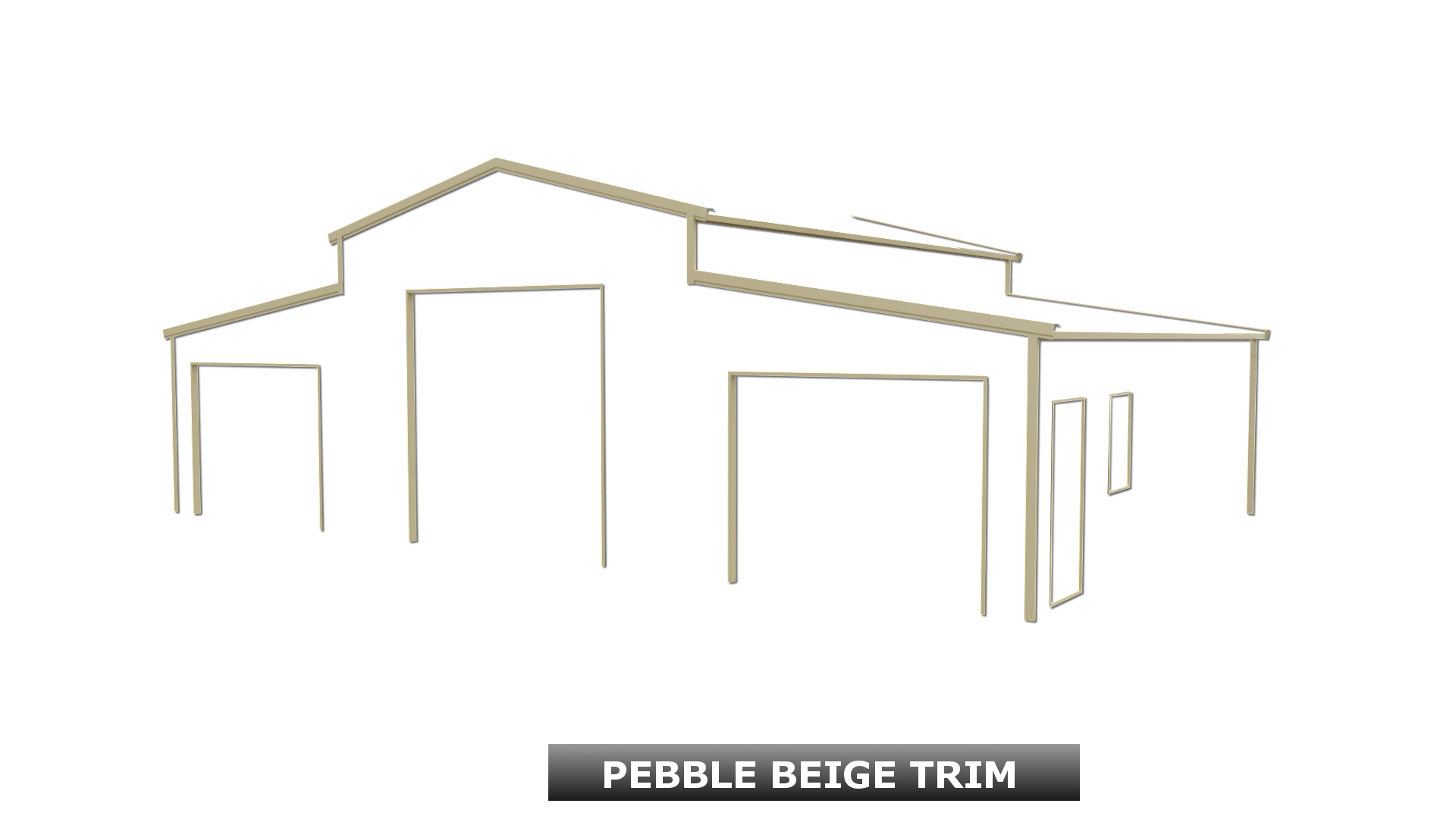 PEBBLE BEIGE TRIM