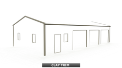 CLAY TRIM