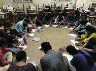 Social workers in making