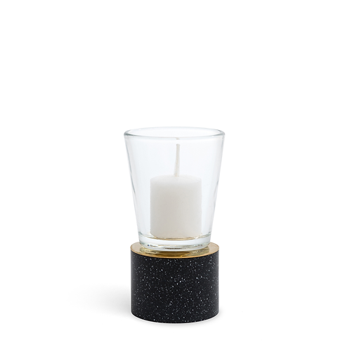 KAN - Small - Black Night Of Strars - Candle Holder
