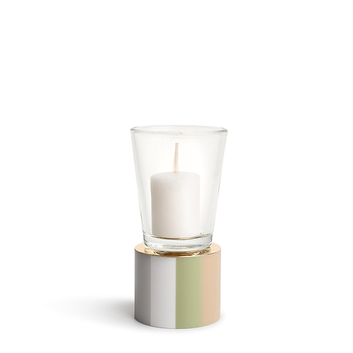 KAN - Small - Mint Coffe - Candle Holder