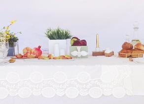 Designing Your Rosh Hashanah Table