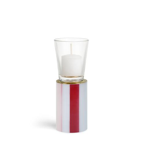 KAN - Medium - Red - Lollipop - Candle Holder