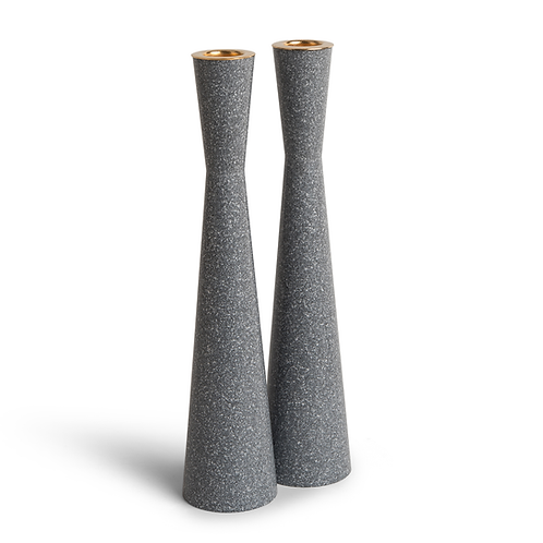 PAMOT - Midnight - Corian Candle Holders