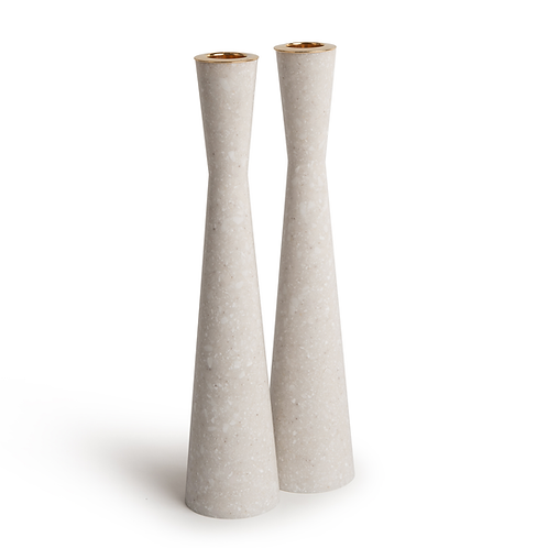 PAMOT - Savannah - Corian Candle Holders