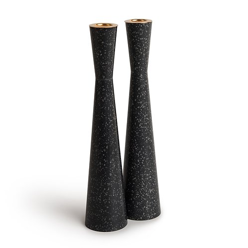 PAMOT - Night Sky - Corian Candle Holders