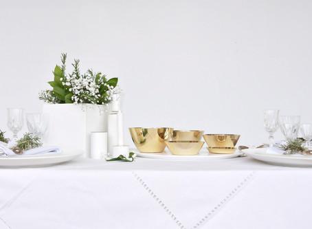 איך לעצב את שולחן ליל הסדר בסטייל