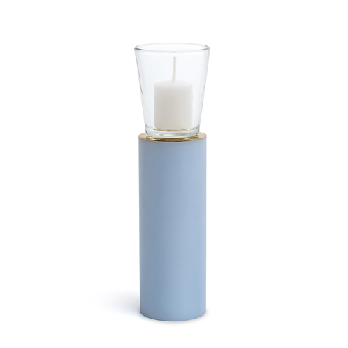 KAN - Large - KAN 70 Israel blue - Candle Holder
