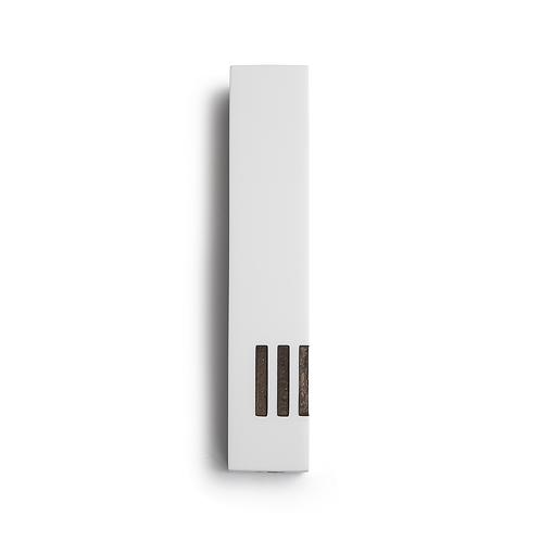 MEZUZAH | White Narrow | (ש) Side - Copper