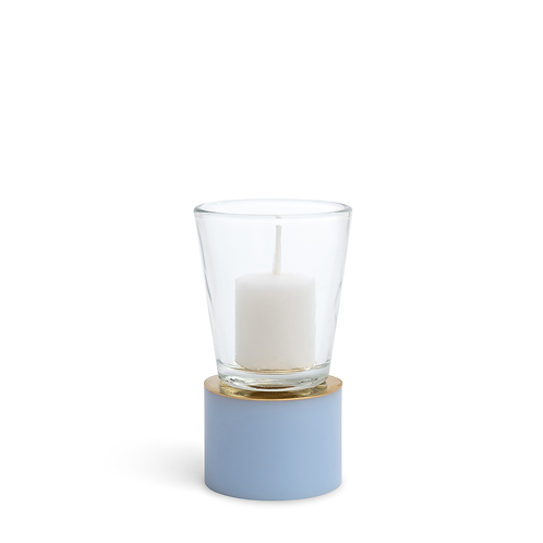 KAN - Small - KAN 70 Israel blue - Candle Holder