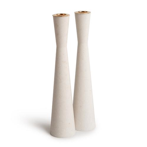 PAMOT - Abalone - Corian Candle Holders