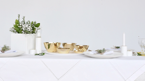 Designing Your Passover Seder Night Table
