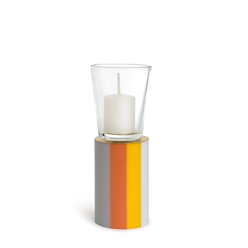 KAN - Medium - Orange & Lemon - Candle Holder