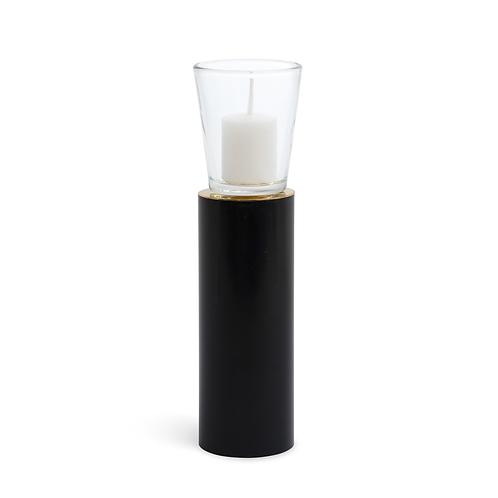 KAN - Large - Black - Candle Holder