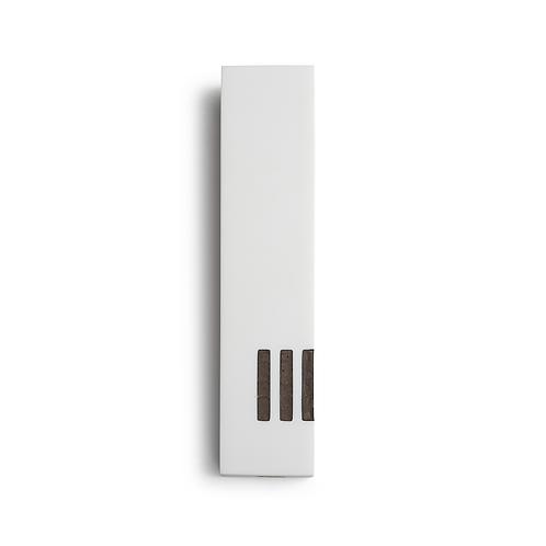 MEZUZAH | White Wide | (ש) Side - Copper