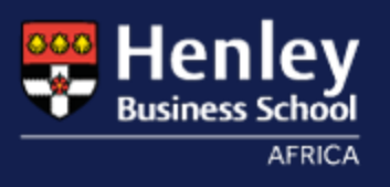 Master Classes at Henley Business School Africa with Patricia Riddell -  7th to 11th October 2019