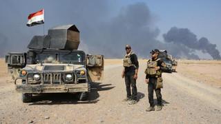 Comment la disparition de l'Etat Islamique pourrait faire émerger de nouveaux conflits sur le territ