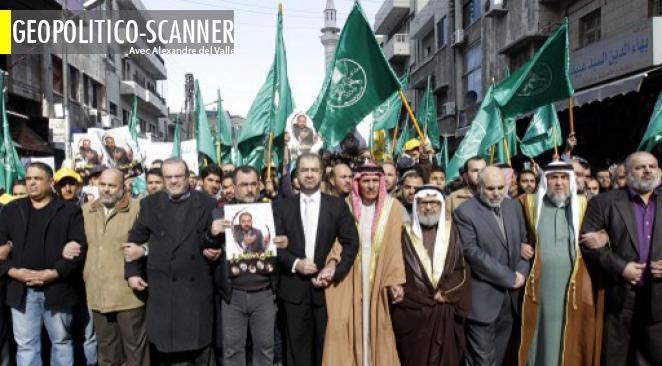 """La """"Confrérie des Frères musulmans"""" est un des plus puissantes et influentes organisation panislamiste mondiale. Crédit AFP"""