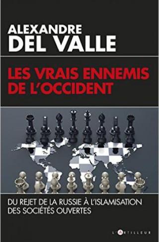 Interview intégrale d'Alexandre Del Valle par Damoclès