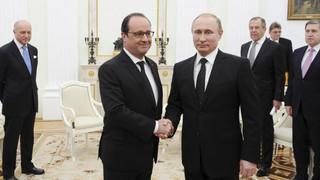 Retour en force de la Russie et de l'Iran, déclin de la gauche en Amérique du Sud, relations sino-am