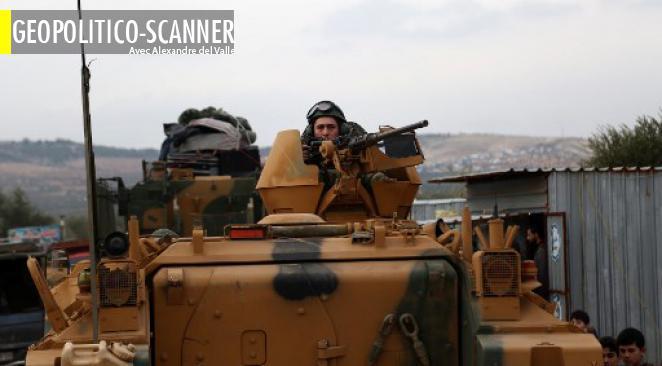 Opération turque à Afrine : les Kurdes, ennemis d'Ankara