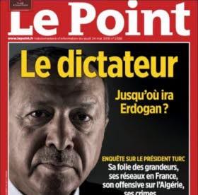 """""""Erdogan est-il un nouvel Hitler ?"""" (Editorial de Franz-Olivier Giesbert - Le Point)"""
