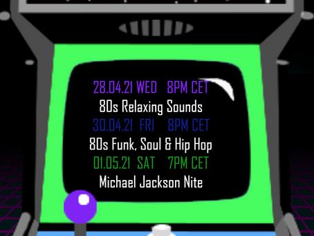 Soulkrates TV - Diese Woche: 80s & Michael Jackson