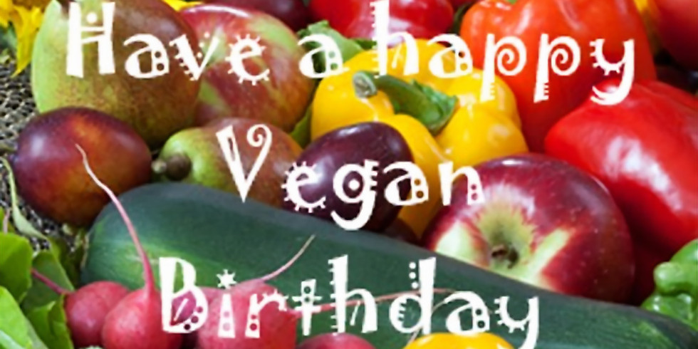 Jay's Vegan Birthday Cooking Party