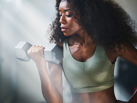 Strength Training...One of the best weight loss strategies.
