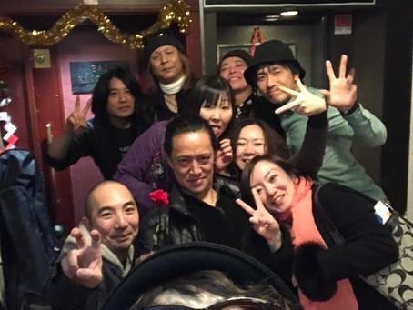 Bar KING BEEで大塚直之さんのお誕生日を祝う!!