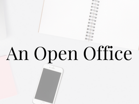 An Open Office